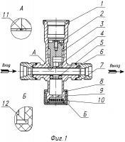 Патент 2614312 Пироклапан