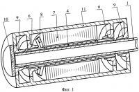 Патент 2475926 Роторная система магнитоэлектрической машины