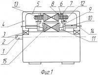 Патент 2517172 Индукторный генератор