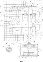 Патент 2645891 Солнечно-ветровая энергетическая установка