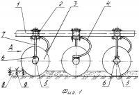 Патент 2342820 Способ почвообработки и устройство для его реализации