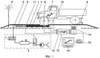 Патент 2391237 Испытательный стенд осипова для диагностирования тормозов автотранспортного средства