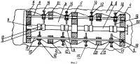 Патент 2657008 Газораспределительный механизм четырёхтактного двс