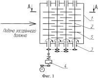 Патент 2358048 Устройство для очистки лубяного волокна от неволокнистых примесей