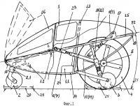Патент 2323845 Универсальное транспортное средство