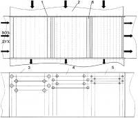 Патент 2352863 Трубчатый воздухоподогреватель