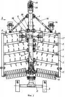 Патент 2477035 Дисковое почвообрабатывающее устройство