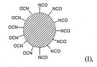 Патент 2542252 Полимеризационноспособная фотохромная изоцианатная композиция, фотохромный сетчатый оптический материал и способ получения фотохромного сетчатого оптического материала