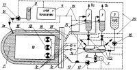 Патент 2660902 Электролизная установка высокого давления
