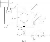 Патент 2246704 Установка для поверки расходомеров и счетчиков жидкости (варианты)