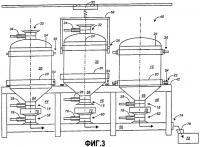 Патент 2417264 Способ и устройство для загрузки горячего железа прямого восстановления из высокотемпературных сосудов для транспортировки в плавильную печь или устройство окончательной обработки