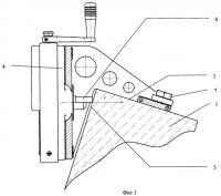 Патент 2470284 Способ определения прочности бетона методом скалывания ребра