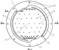 Биполярный электрод химического источника тока со щелочным проточным электролитом