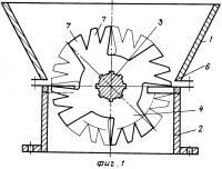 Патент 2254926 Дробилка для кусковых компонентов комбикормов