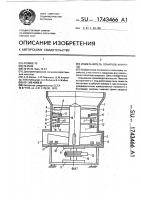 Патент 1743466 Измельчитель початков кукурузы