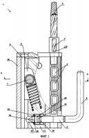 Патент 2364693 Запорно-пломбировочное устройство с закруткой