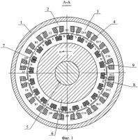 Патент 2414039 Модульная синхронная электрическая машина