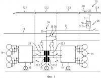 Патент 2666054 Высоковольтное устройство для рельсового транспортного средства