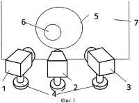 Патент 2541922 Способ и устройство определения направленности взгляда