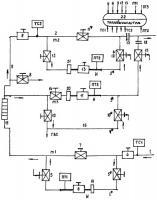 Патент 2310820 Способ учета тепловой энергии и количества теплоносителя в открытых водяных системах теплоснабжения и устройство для его осуществления