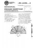 Патент 1101968 Ротор магнитоэлектрической машины