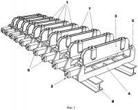 Патент 2551735 Обжимной модуль для пропитанных проводниковых стержней крупногабаритных электрических машин и обжимной механизм, оборудованный таким обжимным модулем
