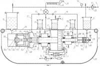 Патент 2342202 Установка напорного двухкомпонентного дозирования для безвоздушного нанесения полимерных композитных покрытий