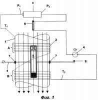 Патент 2537691 Электромагнитный двигатель и генератор рабочего крутящего момента