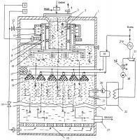 Патент 2595143 Реактор для аэробной ферментации биомассы