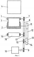 Патент 2293805 Способ и устройство управления вытяжным аппаратом текстильной машины