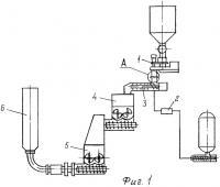 Патент 2287508 Способ смешения компонентов взрывчатого состава