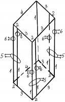 Патент 2659820 Семистержневой трехфазный подмагничиваемый реактор