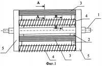Патент 2276207 Трепальный барабан для очистки лубоволокнистых материалов