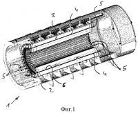 Патент 2540414 Составные сквозные шпильки сердечника статора