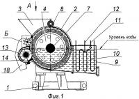Патент 2336258 Установка для измельчения баллиститного трубчатого пороха