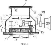 Патент 2615228 Взрывозащитное устройство кочетова с разрывной мембраной