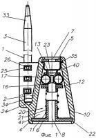 Патент 2297504 Гибкое запорно-пломбировочное устройство