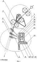 Патент 2471898 Устройство для выпуска мычки на прядильной машине