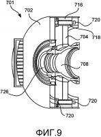 Патент 2621061 Синхронный генератор безредукторной ветроэнергетической установки