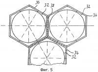 Патент 2438749 Нагревательная камера выпарного аппарата-кристаллизатора
