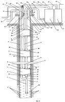 Патент 2427728 Способ добычи пластовой газированной жидкости