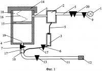 Патент 2640328 Малогабаритная смесительно-зарядная машина для подземных горных работ