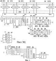 Патент 2392153 Способ контроля состояния рельсовой линии и устройство для его осуществления