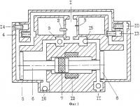 Патент 2349765 Пневматический привод клапана однотактного свободнопоршневого двигателя с внешней камерой сгорания