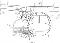 Патент 2500579 Летательный аппарат (варианты) и способ подъема спасательной люльки в фюзеляж летательного аппарата