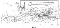 Патент 2373687 Способ и устройство очистки потока убранной массы на зерноуборочном комбайне