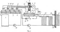 Патент 2324119 Автономная система отопления и горячего водоснабжения для зданий индивидуального пользования и турбина