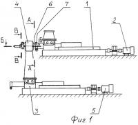 Патент 2244700 Устройство для смешения компонентов взрывчатых веществ и формования изделий из них