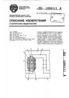 Патент 1094111 Клювообразный ротор электрической машины