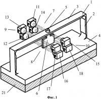 Патент 2510009 Устройство для измерения параметров рельефа поверхности и механических свойств материалов